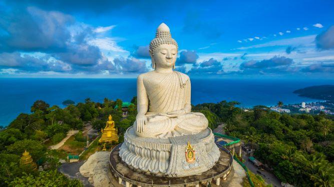 Big Buddha Phuket-Thailand