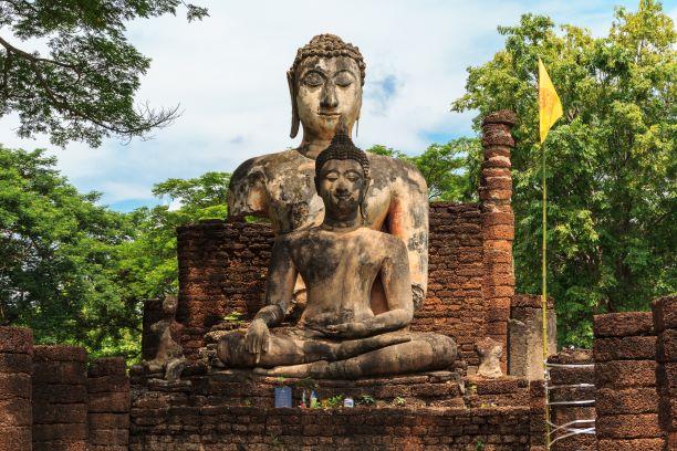 Brother Chapel-Wat-Phra-Si-Rattana-Mahathat-Sukhothai