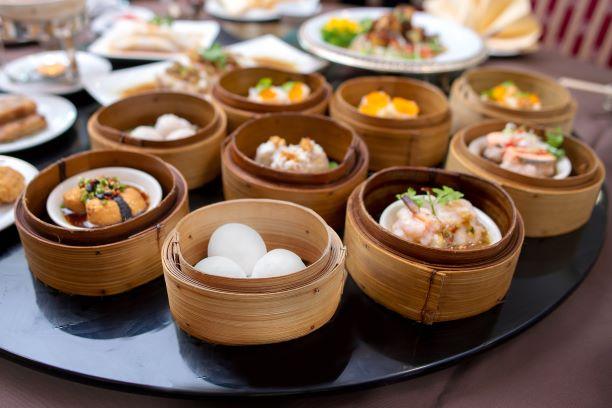 Dim Sum -local deliciousness of Phuket Thailand