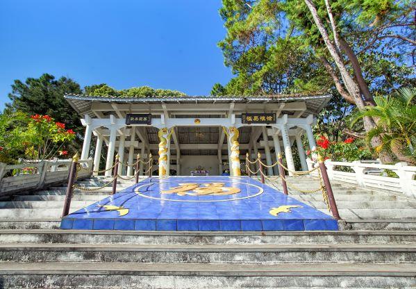 General Tuan Shi-wen Tomb Memorial in Doi Mae Salong