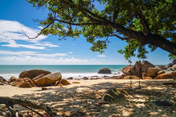 Hadlek Beach Khao Lak- Phang Nga Thailand