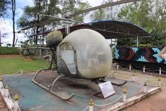 Khao Kho Sacrificial Monument, Phetchabun
