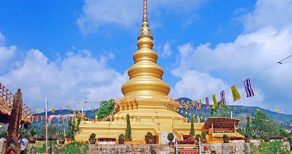 Phra That Sri Mahabodhi Mongkolboonchum