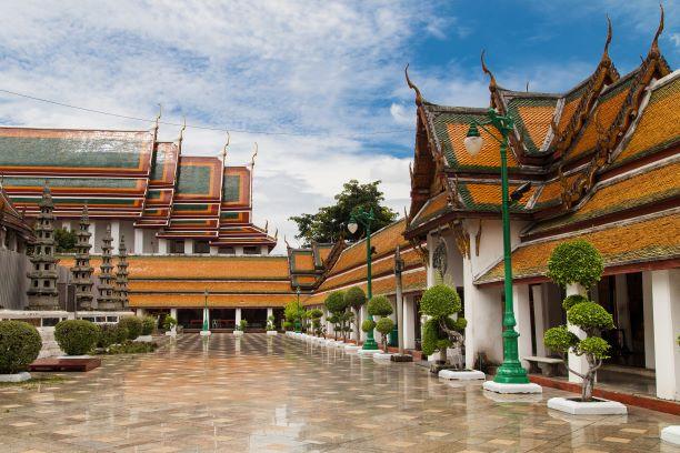 Phra Vihara Khot or Phra Rabieng Khot