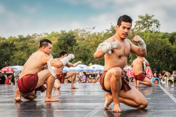 Thai traditional martial arts Thailand