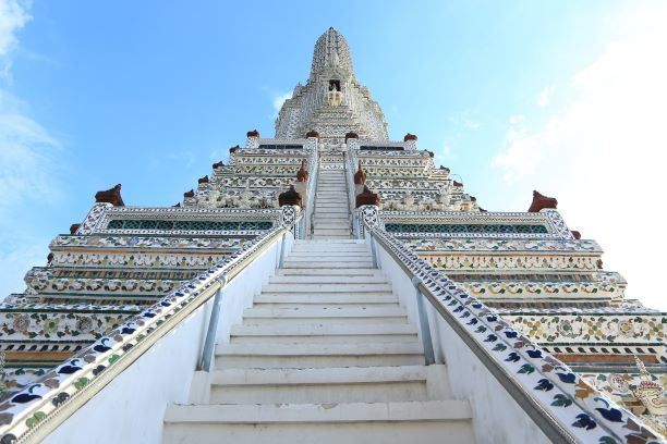 the primary pagoda with 81.85 meters high
