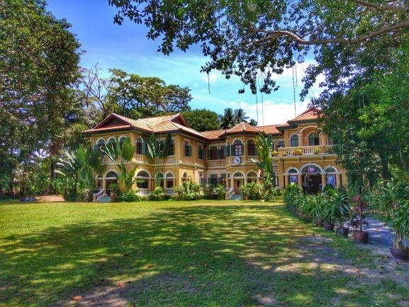 Things to Do in Phuket - visit Phra Pitak Chinpracha Mansion