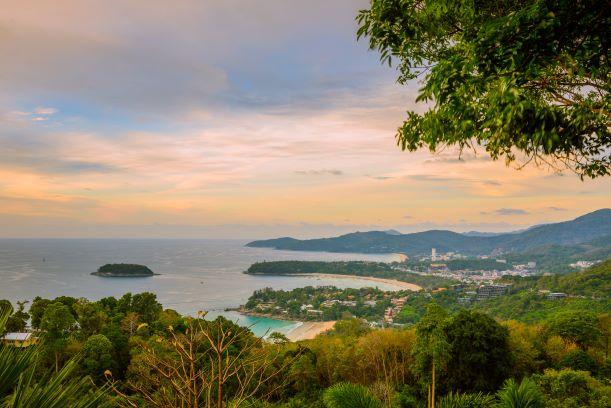 Things to do in Phuket-Explore View Point, Karon Beach, Kata Beach