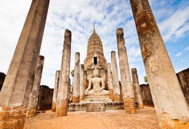 Wat-Phra-Si-Rattana-Mahathat-in Sukhothai