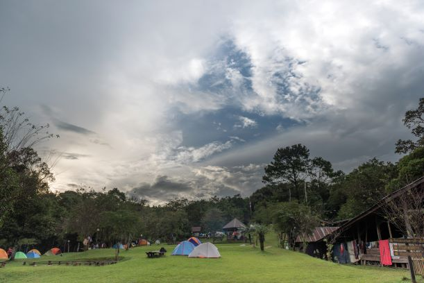 accommodation in Ramkhamhaeng National Park
