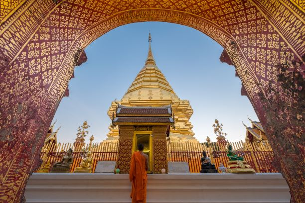 Top 10 Must visit temples in Chiang Mai