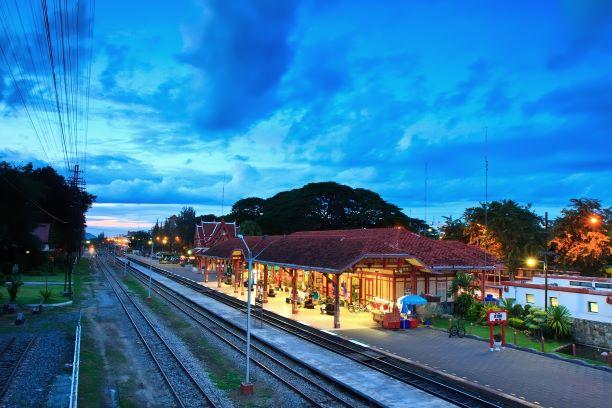 Hua Hin train station