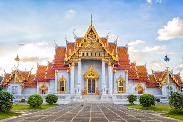 Best temples in Bangkok -Wat Benchamabophit Dusitvanaram