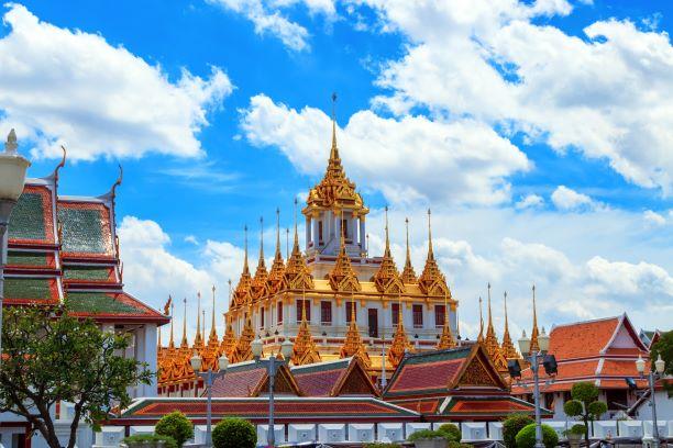 Best temples in Bangkok -Wat Ratchanatdaram