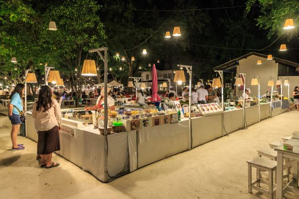 Famous Cicada Market