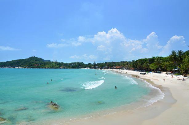 Haad rin beach, Koh Phangan - Thailand
