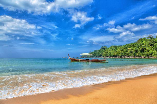 Khao Lak beach- Phang Nga Thailand