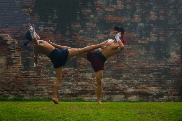 Martial arts of Muay Thai