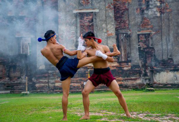 Martial arts of Muay Thai2