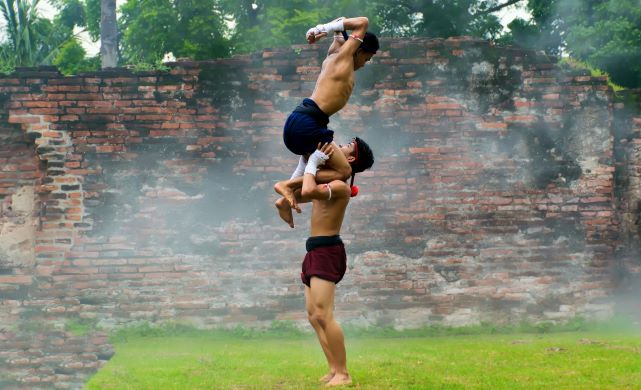 Martial arts of Muay Thai3