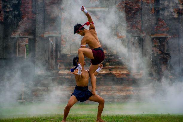 Martial arts of Muay Thai,Thai Boxing, Muay Thai