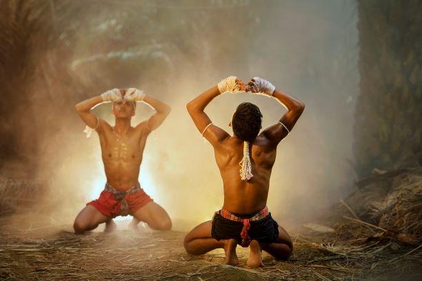 Thai boxer culture,Thailand