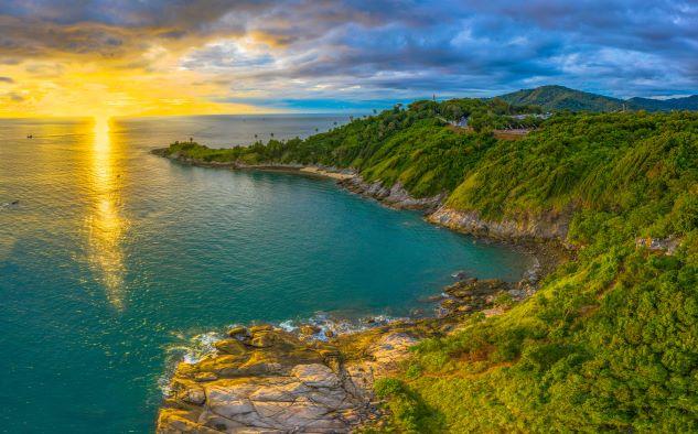 Things to Do in Phuket - see sunset spot Laem Promthep