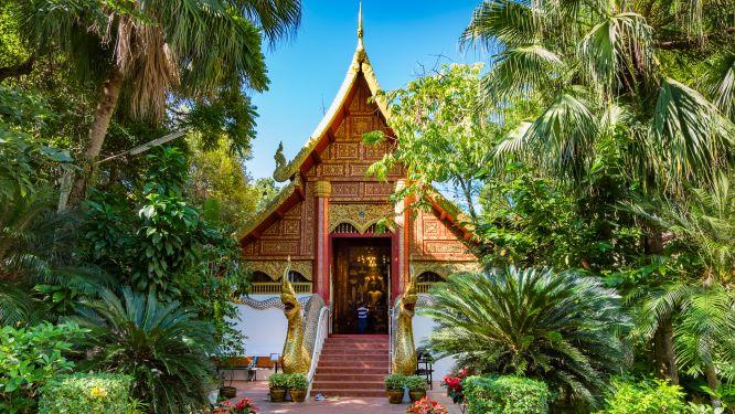 Top 10 Temples in Chiang Rai -Wat Phra Kaew