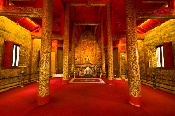 Wat Phra Singh -Chiang Mai Thailand