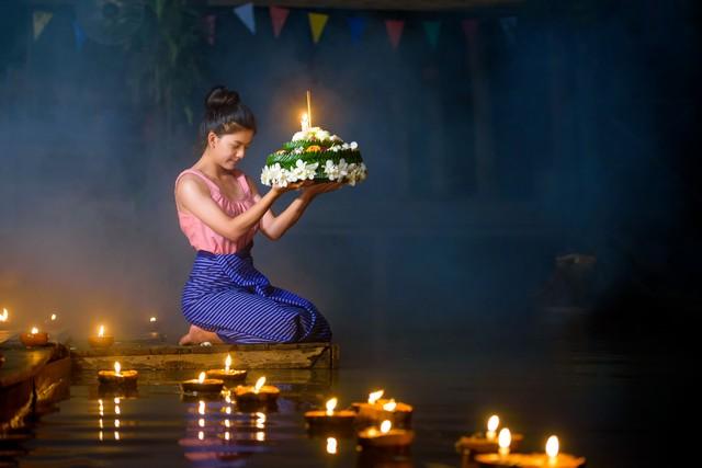Beliefs about Loy Krathong Festival