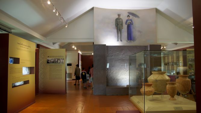 Exhibition 1 King Bhumiphol