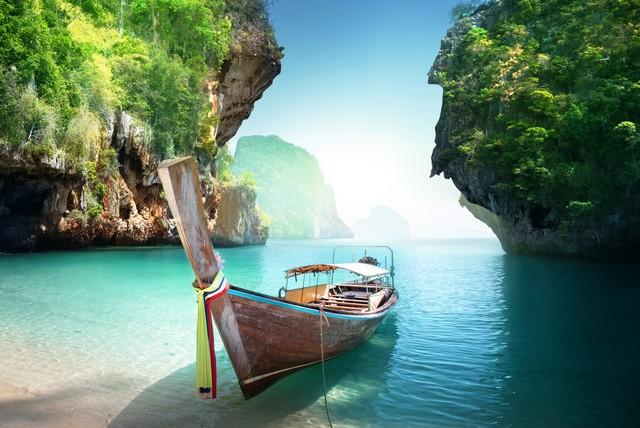 How to Get Koh Hong-Hong Island in Krabi