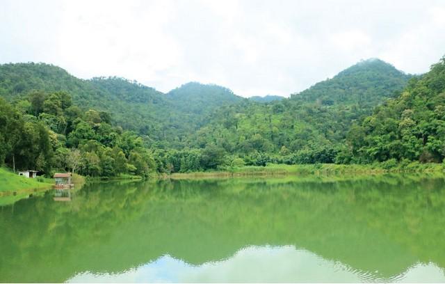 Huay Pla Kang Reservoir