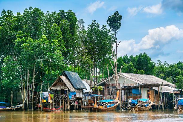 Koh Klang Village Ways of Life