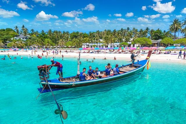 Koh Racha (Raya) Island near Phuket