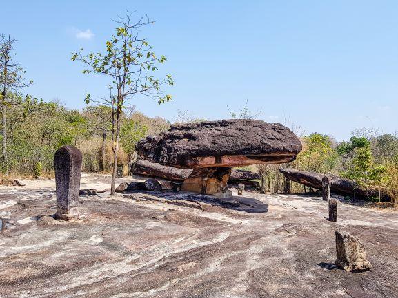Kork Ma Noi (The Pony's Stable)-Phu Phra Bat Historical Park