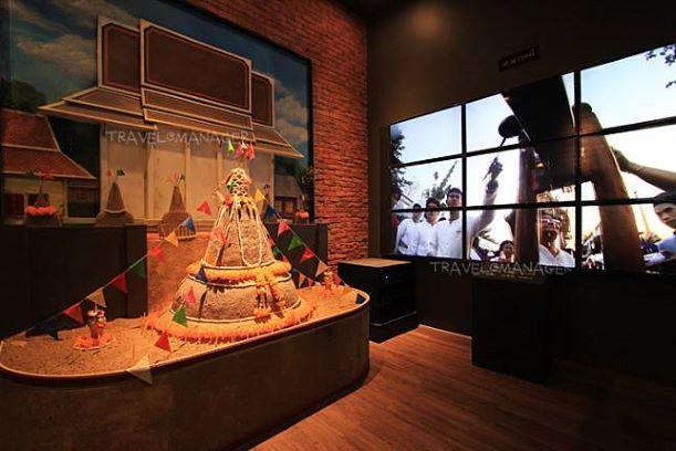 Lan Chang's Cultural Room