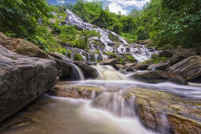 Mae Ya Waterfall (Doi Inthanon National Park, Chiang Mai, Thailand)