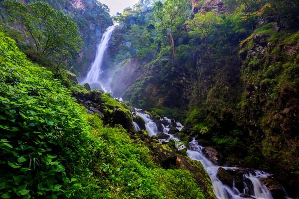 Namtok Mae Surin Waterfall National Park