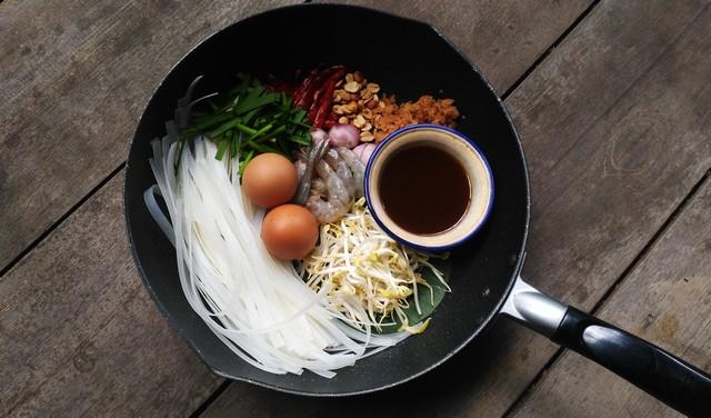 Pad Thai Ingredient