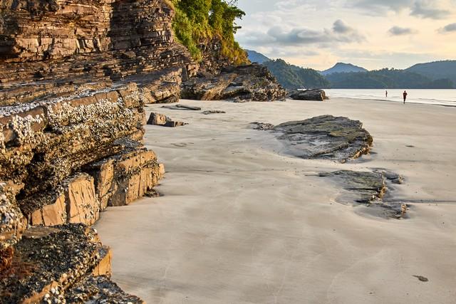 Punte Malaka beach, koh tarutao , Thailand