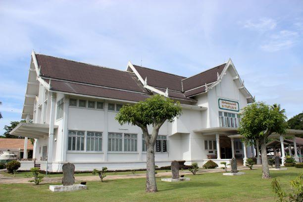 Ramkhamhaeng National Museum SUKHOTHAI