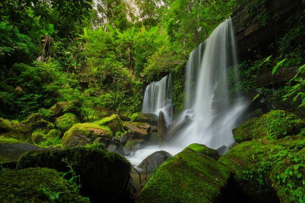 Rom Klao – Paradorn Waterfall