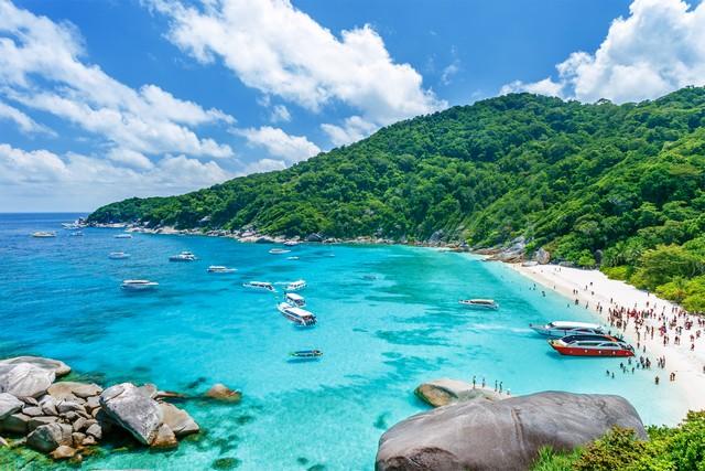 Similan islands Koh Hu Yong