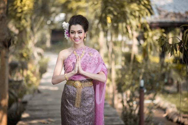 Thai manner of greeting