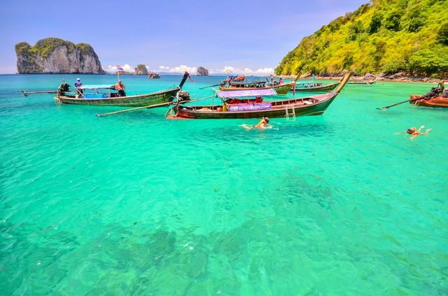 Things to do in Krabi- Explore islands in Krabi Sea