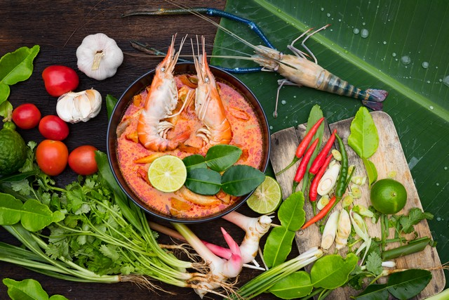 Tip how to cook Tom Yum Kung