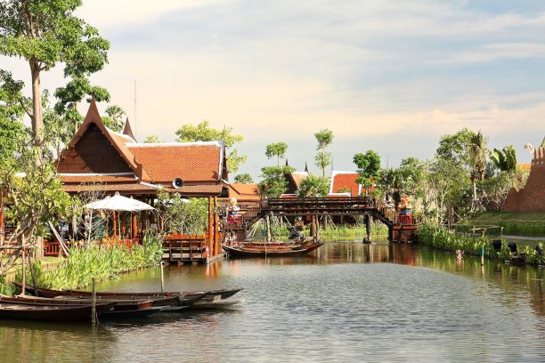 Top 10 Things to do in Ayutthaya-Ayutthaya Floating Market, Thailand