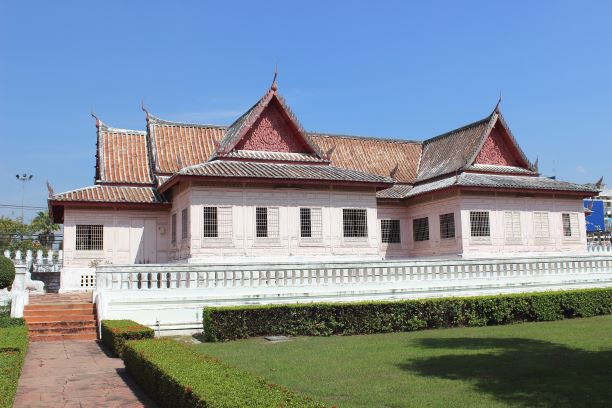 Top 10 Things to do in Ayutthaya-Chantharakasem national museum