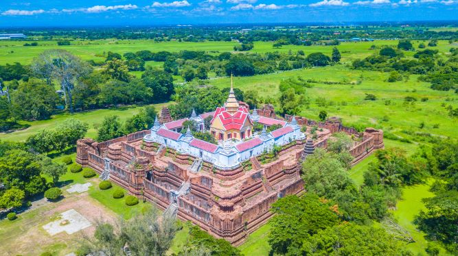 Top 10 Things to do in Ayutthaya-Prasat Nakhon Luang